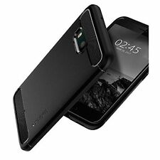 For HTC U11 Ocean Rugged Protective Case Carbon Fiber Texture Flexible TPU Black