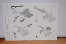 7841 playmobil bouwplan ridders met katapult 3653