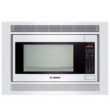 "Bosch HMB5020 24"" White Built-In Microwave 1.5 Cu Ft. NIB #4562"