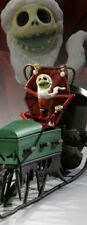 Nightmare Before Christmas The Original Jack Reindeer Sled Set 1999