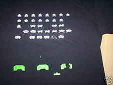 INVADERS T-SHIRT NEW all sizes RETRO ARCADE SPACE GAMES