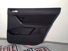 VW Touran 5T Türverkleidung stoff hinten rechts Door Trim Panel rear right