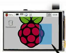 "LT 3.5"" 320*480 TFT LCD Display Touch Screen for Raspberry Pi B+ / B / PI2"