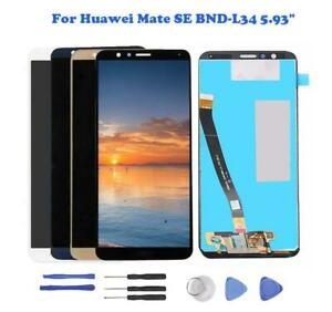 """For Huawei Mate SE BND-L34 5.93"""" LCD Touch Screen Display Digitizer Replacement"""