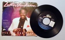 I'll Let You Slide by Luther Vandross 45 Rpm 1983 Epic Records