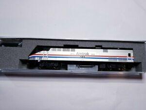 Kato N Scale Amtrak GE P42 #145 Genesis Locomotive 40TH Anniversary Phase III