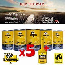 OLIO 302040 XTA 5W-30 POLARPLUS 5L + ADDITIVO TOP DIESEL BARDAHL