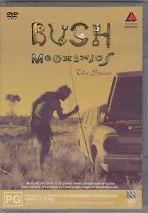 BUSH MECHANICS- The Complete  Series DVD Indigenous Australia TV ABC