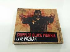 CRIPPLED BLACK PHOENIX LIVE POZNAN 2CD DIGIPAK 2013