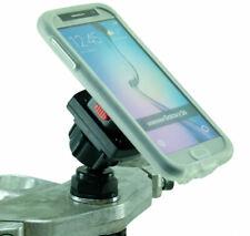 Yoke 40 Motorcycle Nut Mount & TiGRA Case with RainGuard for Samsung Galaxy S6