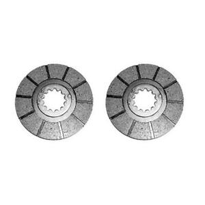 1975446C2 One Pair Of Brake Disc For International Farmall Tractor  560 660 1460