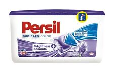 PERSIL Lavender Freshness Color Duo-Caps 30 Laundry Washing Machine Capsules