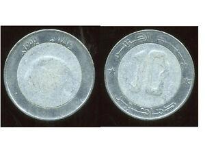 ALGERIE  ALGERIA 10  dinars 1992