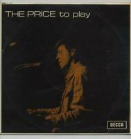 "ALAN PRICE - THE PRICE TO PLAY - 12"" VINYL LP (MONO)"