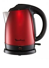 Moulinex BY5305 Subito Kettle 2400W 1.7L Stainless Steel Cordless GENUINE NEW