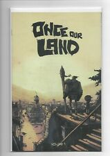 Once Our Land #1 1st Print Scout Comics
