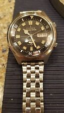 mens citizen seven star para water day date works great