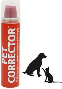 Pet Corrector Spray Dogs Dog Training Spray To Stop Barking And Unwanted
