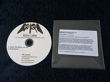 Promo CD, ECHO LAKE - Even The Blind, Wild Peace, 2 Tracks Single, UK CD, 2012