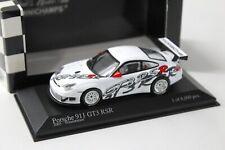 1:43 Minichamps Porsche 911 996 GT3 RSR PRESENTATION NEW bei PREMIUM-MODELCARS