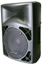 """Brand New 10"""" Woofer Professional Excellent Sound PA/DJ Moulded Speaker PP-2510"""