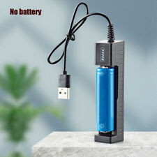 General USB LCD Smart Battery Charger For 18650 Rechargeable Li-Ion Battery New