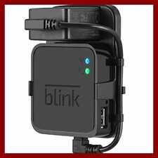 Outlet Wall Mount For Blink Sync Module Bracket Holder Xt & Xt2 Outdoor I 1 Pack
