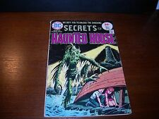 SECERTS  OF  HAUNTED HOUSE  # 1