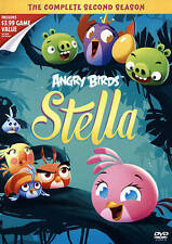Angry Birds Stella: Season 2 (DVD, 2016) New Sealed Free Shipping!