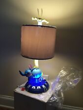 NWT Disney Lilo and Stitch Experiment 626 Cousin Sparky Lamp Retired NIB *RARE*