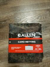 ALLEN CAMO NETTING 12ft. x 56in  #24671A - camouflage blind hunting duck deer KB