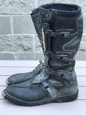 Thor Motocross Dirt Bike ATV Riding Racing Boots Adult Men's Size 12