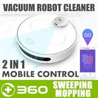 360 S6 Roboterstaubsauger Automatischer Fernbedienung Reinigungsroboter 1800Pa