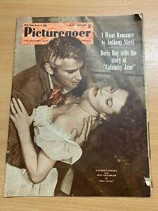 13 MAR 1954 PICTUREGOER MOVIE MAGAZINE - JOAN COLLINS ADVERT / DORIS DAY (P2)