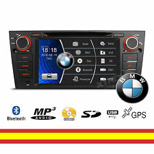Autorradio para BMW Serie 3 E90 E91 E92 E93 GPS Bluetooth Multimedia Mirroring