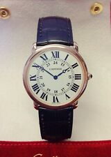 Cartier Ronde Louis W6800251 Rose Gold SERVICED BY CARTIER