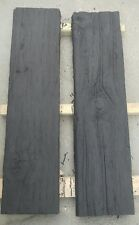 900mm x 225mm log effect stepping stones - various colours