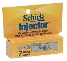 Schick Injector Blades 7 ea. 12-Pack