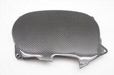 Carbon Fiber Cam Pulley Cover Fit Mitsubishi Lancer EVO Evolution 5 6 7 8 4G63