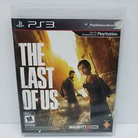 The Last of Us (Sony PlayStation 3, 2013) Tested Canadian Version