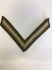 WWII Britain/British Army Lance Corporal's rank stripes PAIR