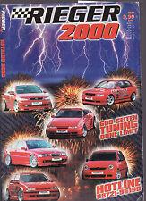 RIEGER 2000 :  CAR PARTS ACCESSORIES CATALOGUE   et