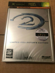 Xbox Halo 2 Limited Collector's Edition, to be updated, not actual images