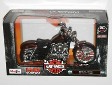 Maisto - HARLEY DAVIDSON XL 1200V Seventy-Two (2012) Model Scale 1:12