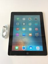 Apple iPad 3rd Gen. 64GB, Wi-Fi + Cellular (U.S. Cellular), 9.7in - Black