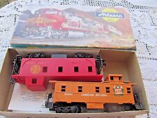 ATHEARN TRAINS IN MINIATURE 1262 REG. CABOOSE CANADIAN NATIONAL 2/BOX
