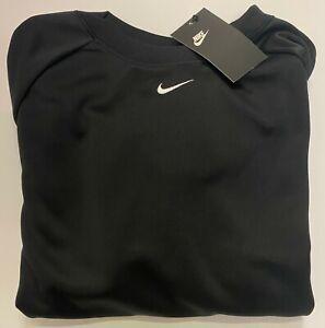 Nike Sportswear Crew Logo Tape Sweatshirt Ladies SIZE XS REF CN233~