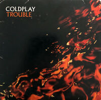 Coldplay CD Single Trouble - France (VG/VG+)