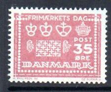 Denmark Mnh 1964 Sg462 25Th Anv Of Stamp Day