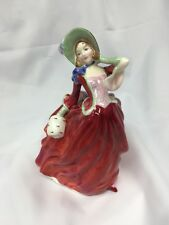 Royal Doulton Figurine Autumn Breeze Rare